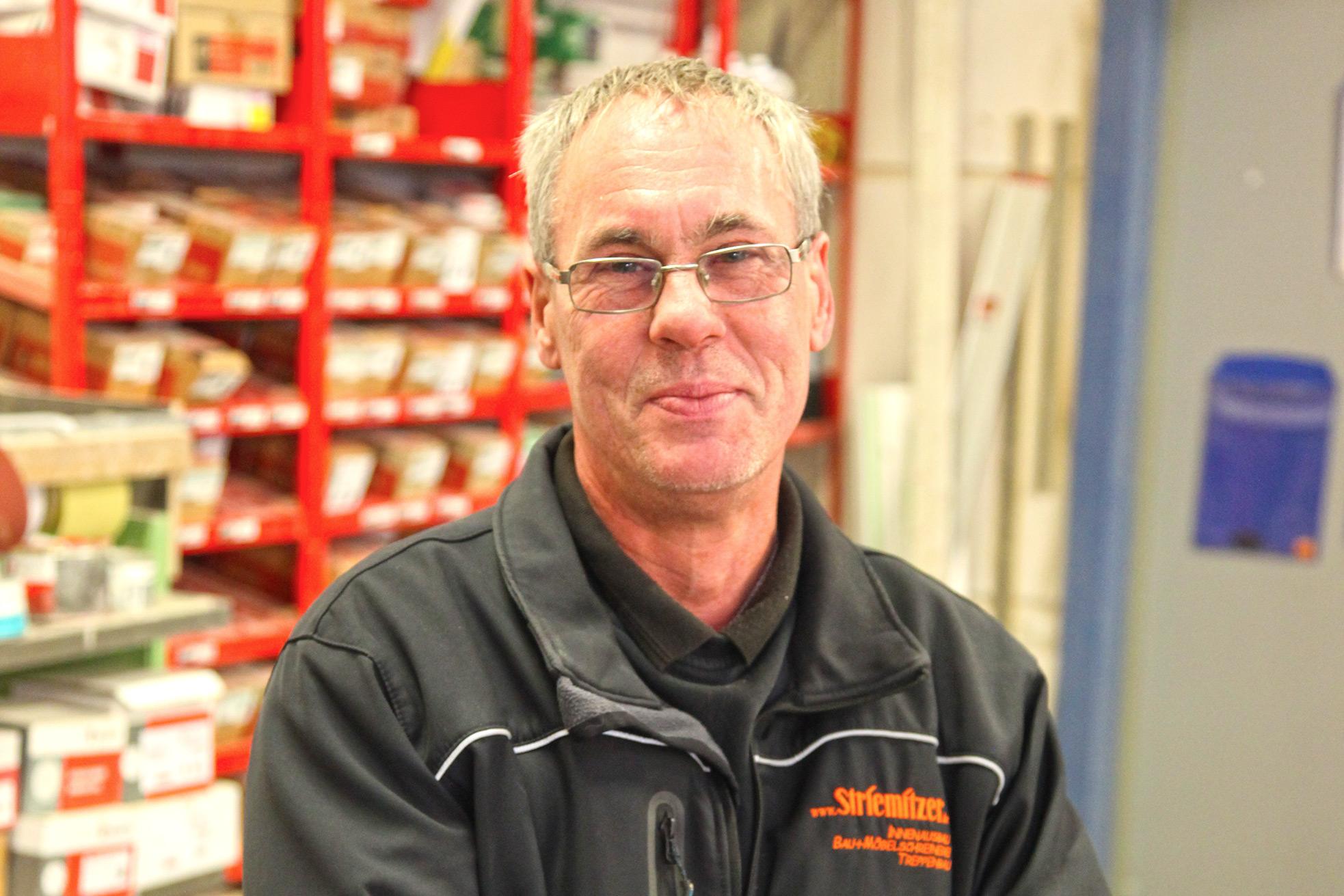 Hans Josef Müller, Striemitzer GmbH